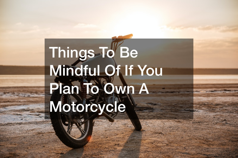 things to know about riding a motorcycle